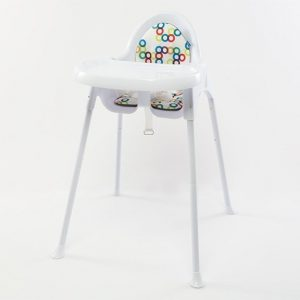 Childcare Fizz Geo high chair