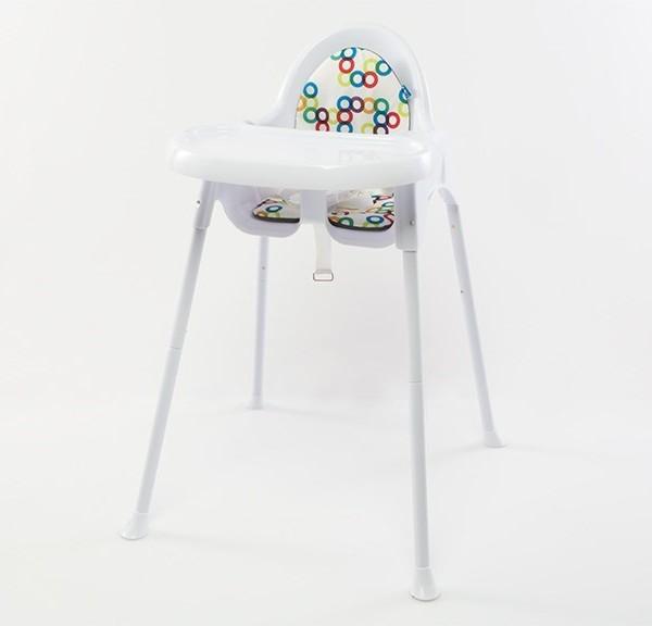 Childcare Fizz Geo high chair