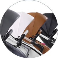 MIMA XARI SEAT COLOUR