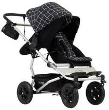 MOUNTAIN BUGGY DUET 2
