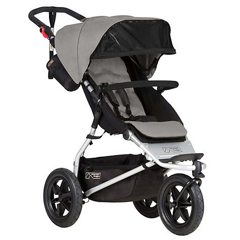 MOUNTAIN BUGGY URBAN SILVER