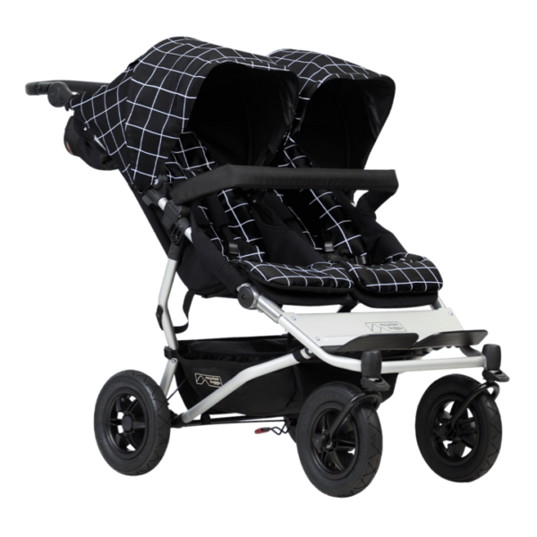 Mountain Buggy duet buggy grid 600x600