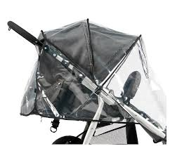 bumbleride twin rain shield
