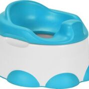 step and potty blue