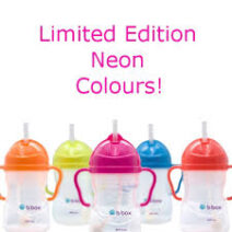 BBOX SIPPY CUPS NEON MULTI 212x212