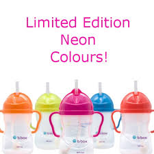 BBOX SIPPY CUPS NEON MULTI