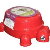 RA RED TORTOISE POTTY