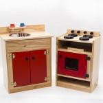 WOODEN SINK OR STOVE