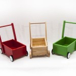WOODEN walking carts 150x150