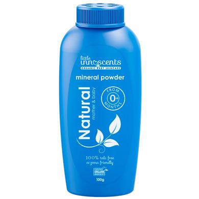 l i 100g Organic Mineral Powder sml
