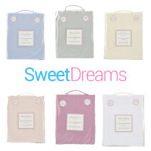 Sweet Dream Bassinet fitted sheet