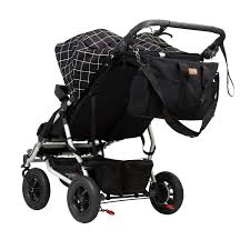 MOUNTAIN BUGGY DOUBLE SATCHEL