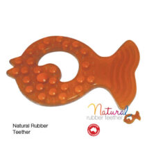 Natural Rubber Soother Teether 01 212x212