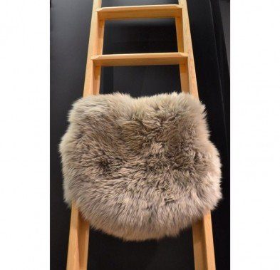 yellow earth sheepskin