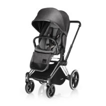 CYBEX PRIAM LUX SEAT MANHATTAN GREY 212x212