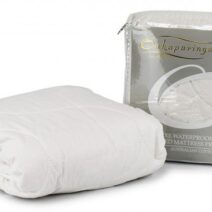 onkaparinga deluxe waterproof cotton quilted mattress protector 212x212