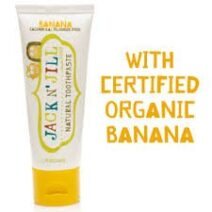 JACK AND JILL TOOTHPASTE BANANA 212x212