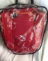 ICANDY FOOTMUFF RED 168x212