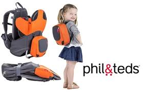 8397b0bbff7 PHIL AND TEDS PARADE BACKPACK   CARRIER