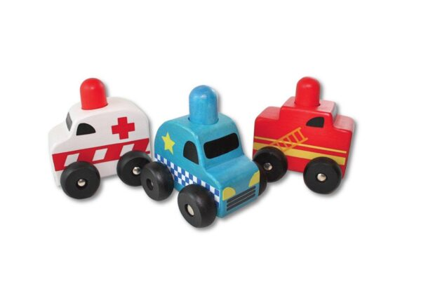 DISCOVEROO SQUEAKY CAR SET 600x405