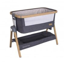 DREAMTIME SLEEPER . BASSINET/CO-SLEEPER – GREY