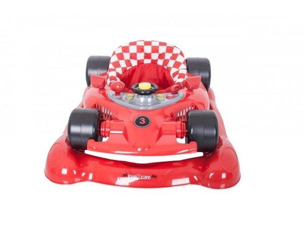 formula baby walker   rocker red   5