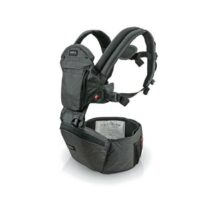 MIA MILLY HIPSTER Plus – 3D CARRIER – CHARCOAL