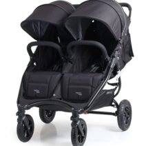 Valco Baby Snap Duo Sport Stroller – Coal Black
