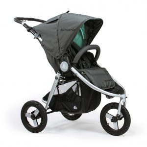 Bumbleride Indie All Terrain Stroller Dawn Grey Mint 1500x1500 300x300