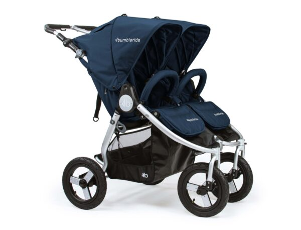 Bumbleride Indie Twin Double Stroller Maritime Blue 1500x1500 1 600x458