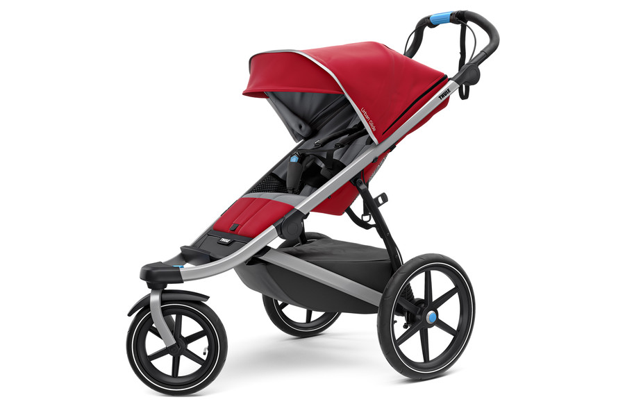 thule urban glide 2 red