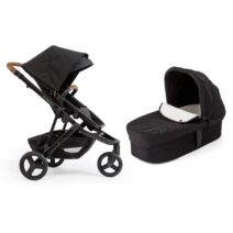OSCAR MX Incl. BASSINET – BLACK