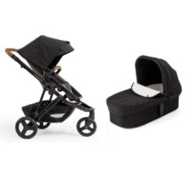 OSCAR MX Incl. BASSINET – SMOKE