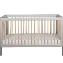 TROLL LUKAS COT SOFT GREY/WHITEWASH
