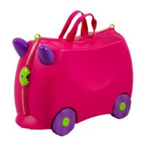 KIDDICARE Bon Voyage Ride On Suitcase Pink 360x 212x212