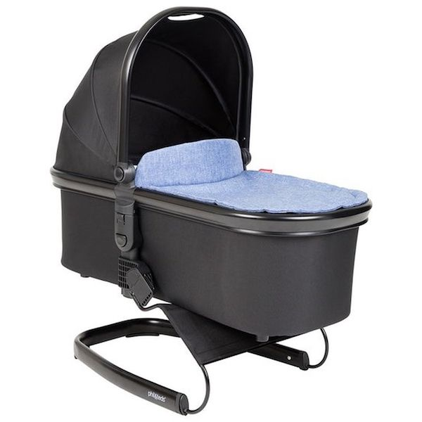 PHIL AND TEDS LAZY TED BASSINET