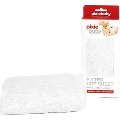 PIXIE SHEETS GREY MARLE