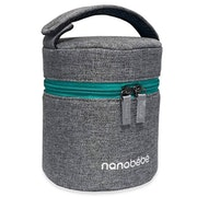 nanobebe breastmilk bottle cooler bag 1