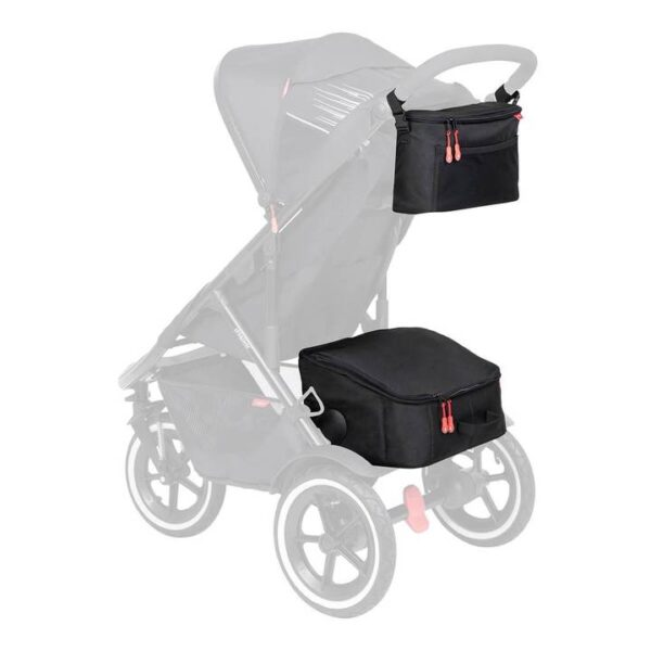 phil teds sport buggy with igloo and caddy in the rear 3008174a e414 4a54 abeb 3a3b5e06aaa2 720x 600x600