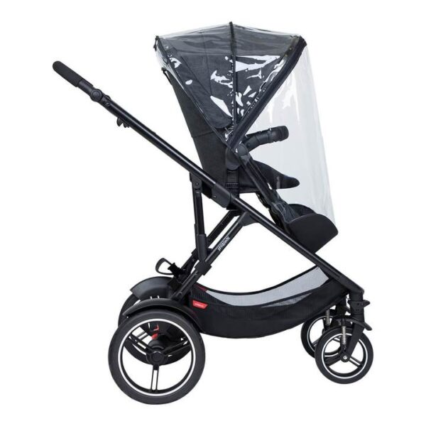 phil teds storm cover for voyager main seat and double kit on voyager buggy side view c178f947 d4d4 4a7c b64f 7835c06a0052 720x 600x600