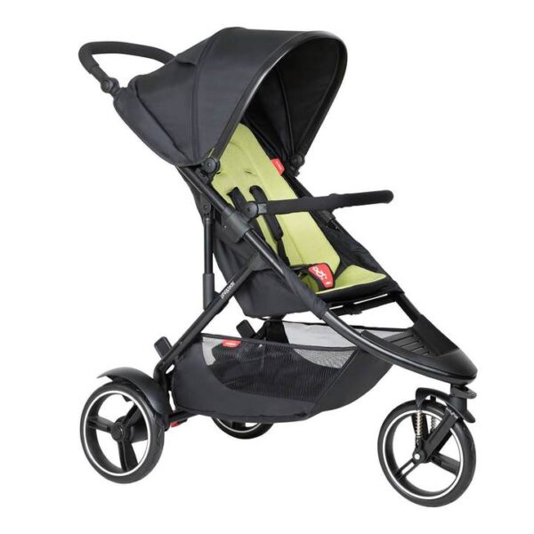 phil teds dot buggy in apple green colour 720x 600x600