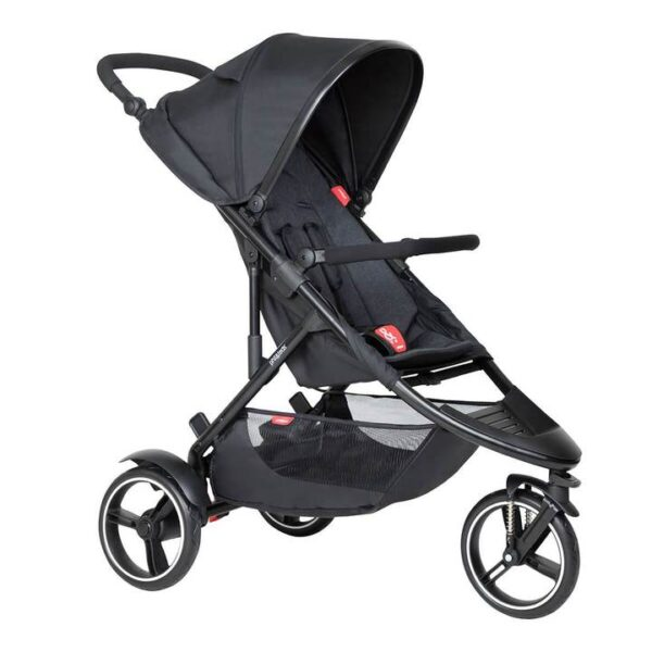 phil teds dot buggy in black colour 720x 600x600