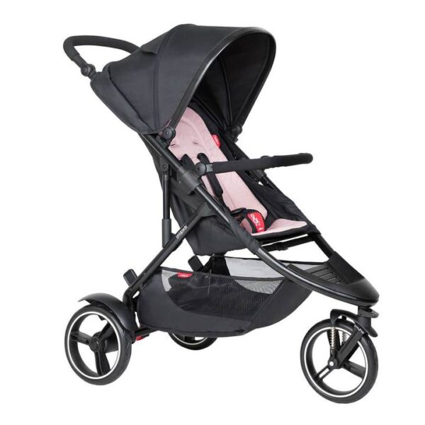 phil teds dot buggy in blush purple colour 720x 600x600
