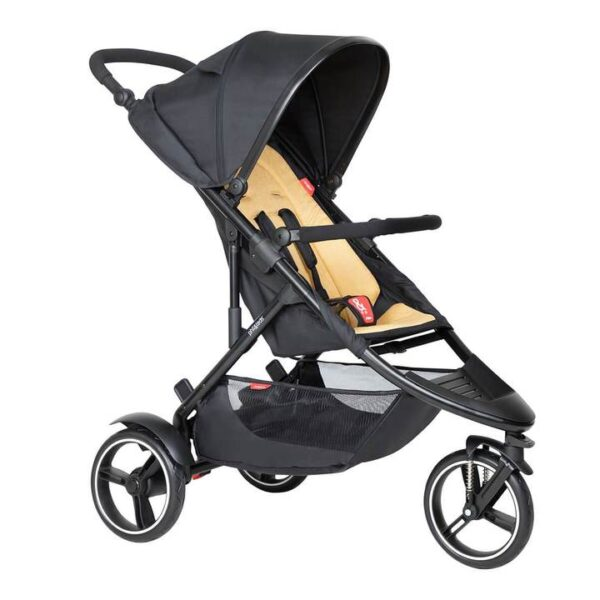 phil teds dot buggy in butterscotch brown colour 720x 600x600
