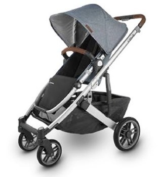 uppababy cruz v2 gregory