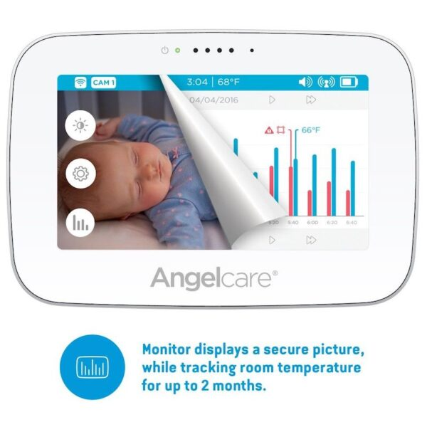 ac417 baby breathing monitor with video parent unit tracking us 1 600x600