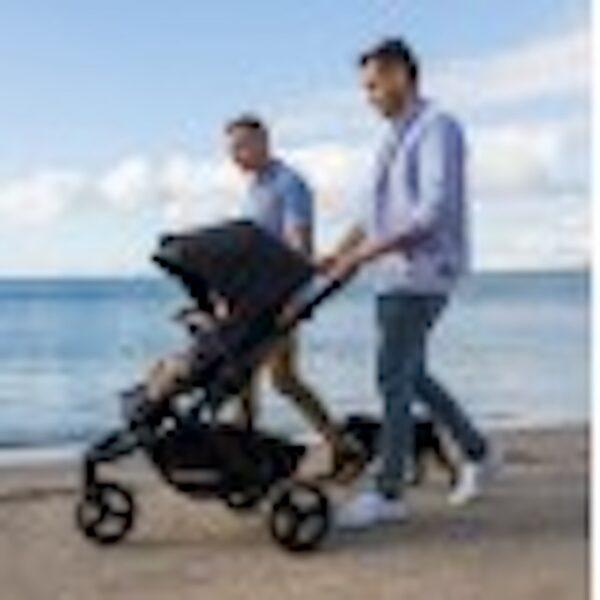 edwards and co oscar mx stroller1 black luxe 2 600x600