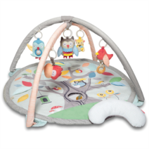 SKIP HOP TREETOP ACTIVITY GYM – GREY/PASTEL