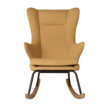 Quax Deluxe Adult Rocking Nursing Chair – Saffron