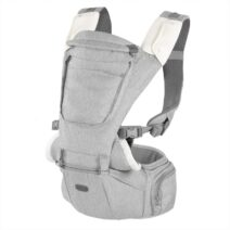Chicco 3 in 1 Hip Seat Baby Carrier – Titanium